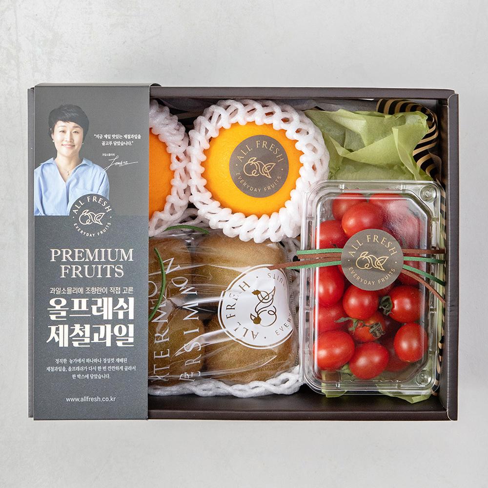 올프레쉬 제철과일 선물세트 3호, 1박스