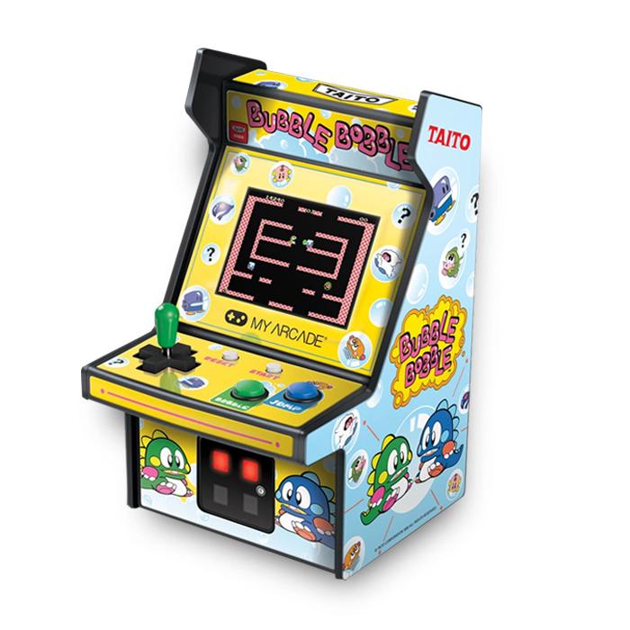 마이아케이드 타이토 레트로 게임기 버블보블, 1개, DGUNL-3241