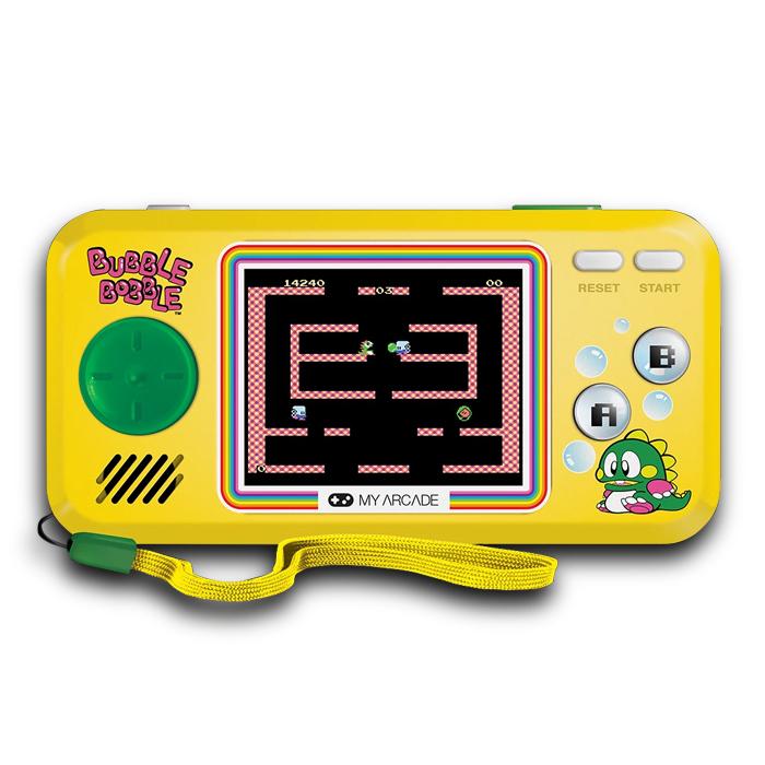 마이아케이드 타이토 레트로 포터블 게임기 버블보블, DGUNL-3248