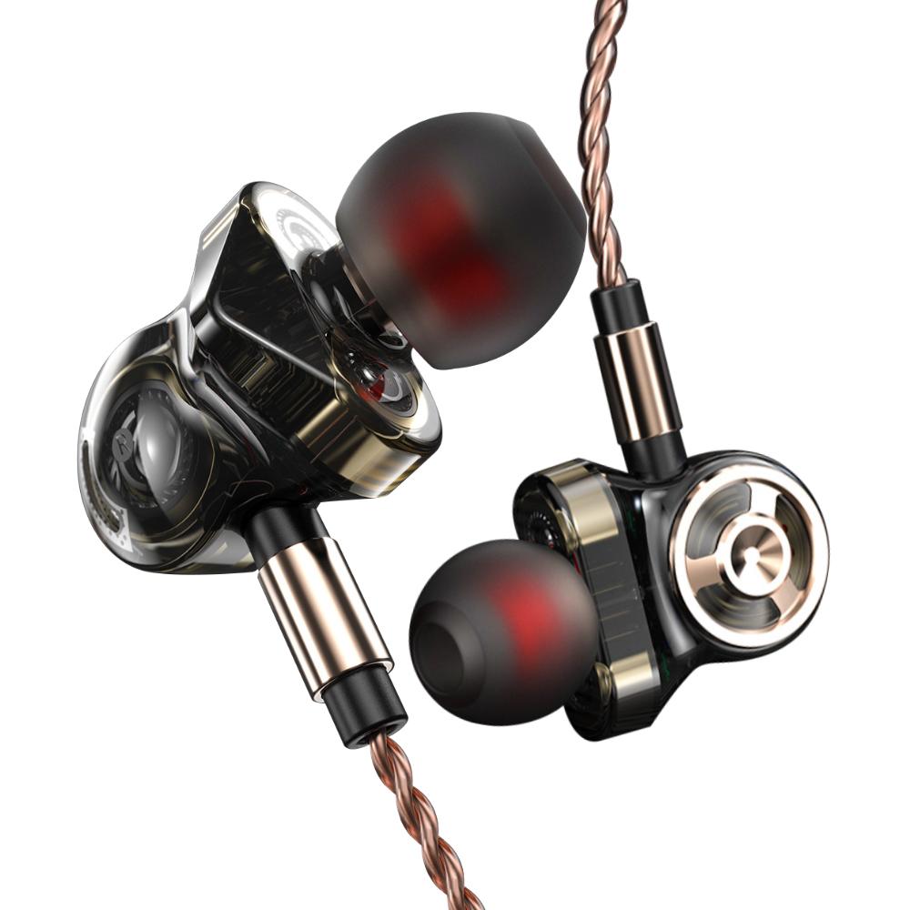 메니폭스 870-MFT 이어폰, 코퍼골드