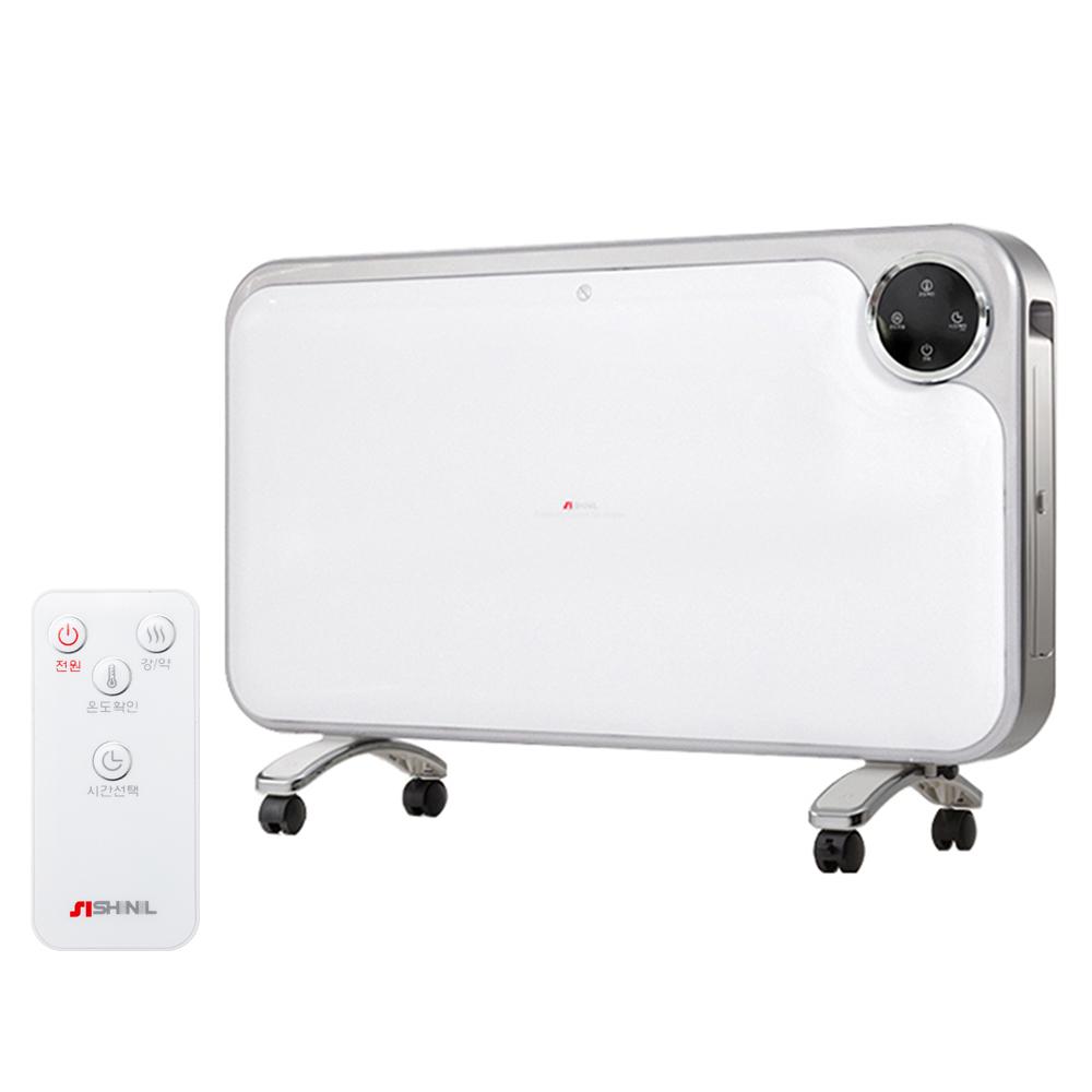 신일 리모컨 컨벡터 히터, SEH-PC2000JA, 혼합 색상