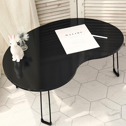 스토리퍼니쳐 키높이 7파이 러블리 테이블, 블랙