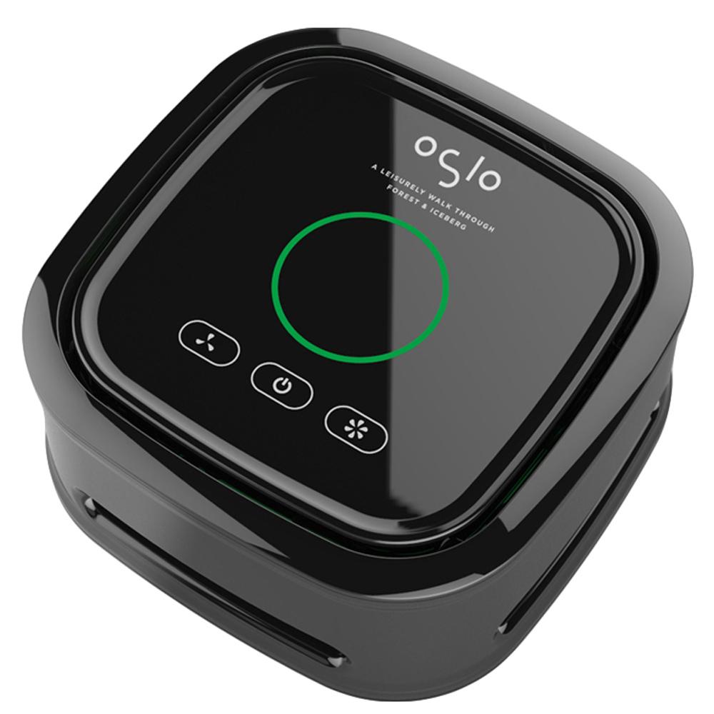 오슬로 차량용 공기청정기 블랙 (POP 151066016)