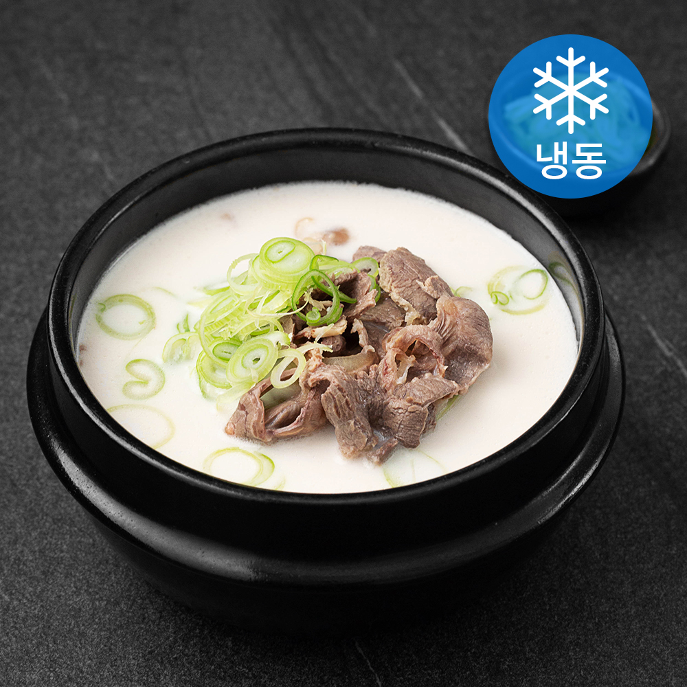 [보양식] 경복궁 한우 사골 고기 곰탕 (냉동), 700g, 1개 - 랭킹44위 (8450원)