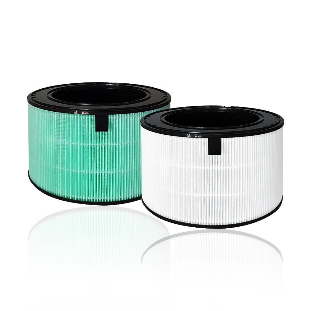 TSI 엘지 공기청정기 퓨리케어360 호환 일반 + 탈취 필터 세트 랜덤발송, 퓨리케어360필터