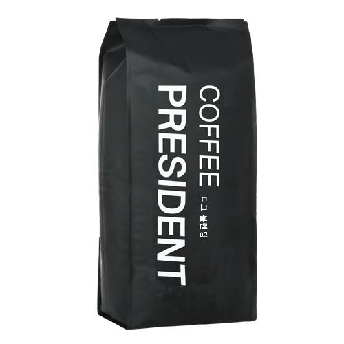 커피대통령 에스프레소 다크 블렌딩 원두커피, 홀빈(분쇄안함), 1kg
