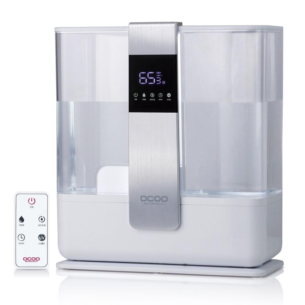 오쿠 스키니핏 자동습도조절 리모컨 초음파 가습기, OCP-HX505