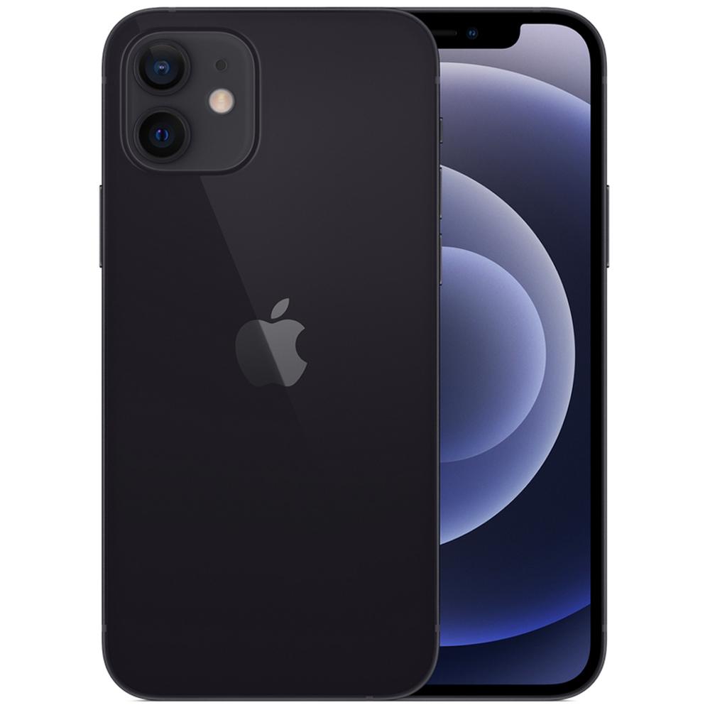 Apple 아이폰 12, 공기계, Black, 64GB