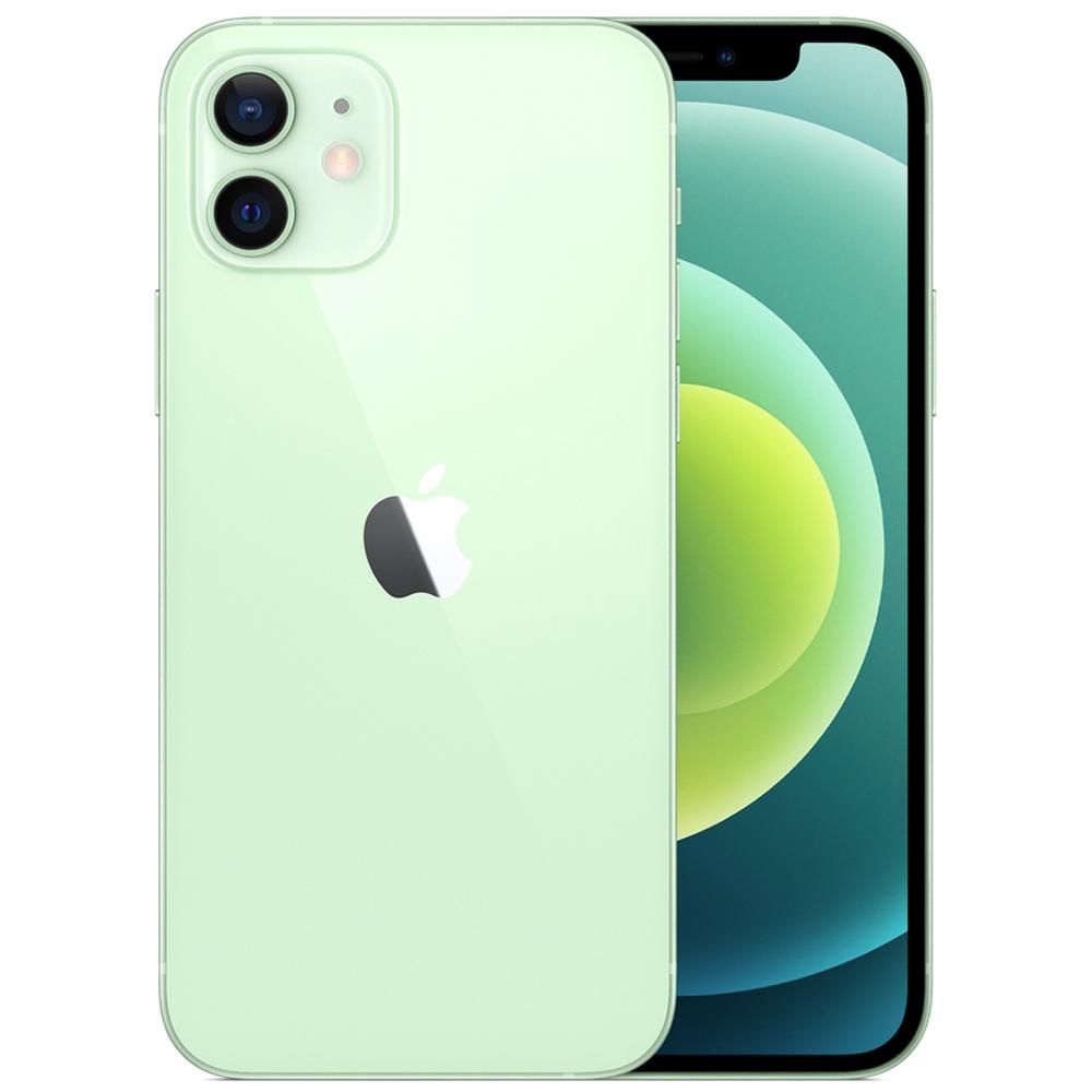 Apple 아이폰 12 자급제, 64GB, 그린