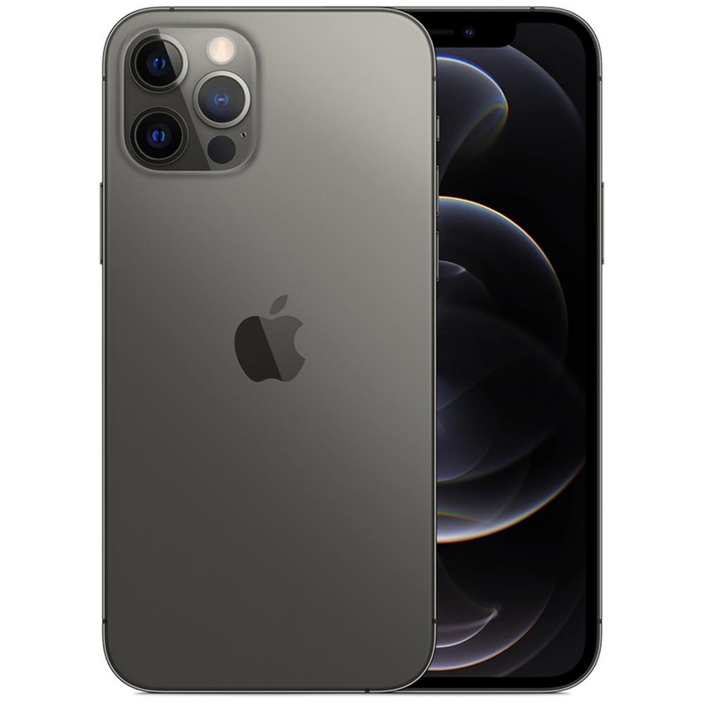 Apple 아이폰 12 Pro 자급제, 128GB, 그래파이트