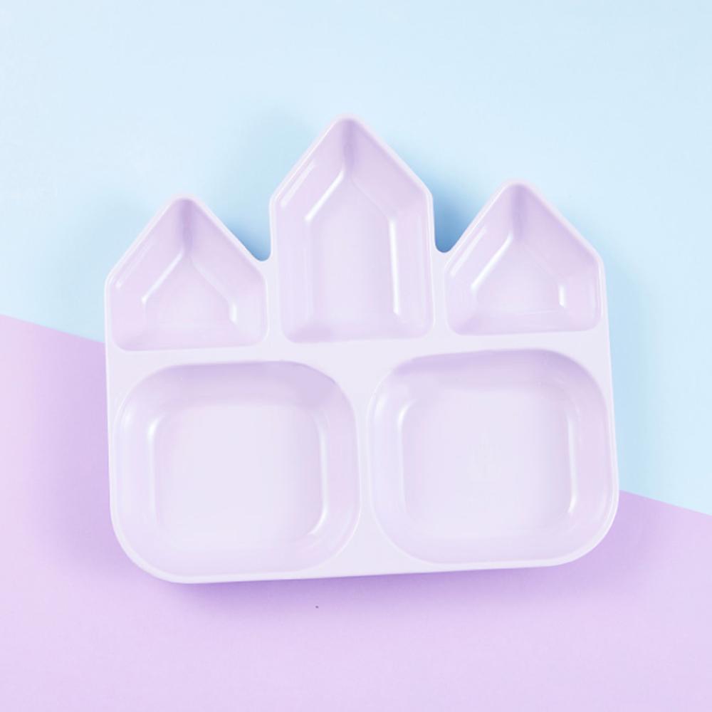릴팡 겨울왕국2 캐슬, 혼합 색상, 식판