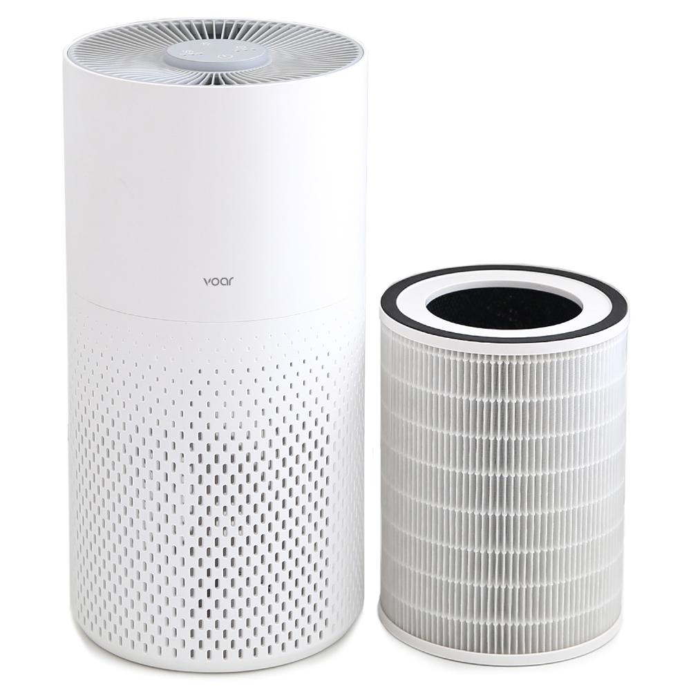 보아르 클린에어 공기청정기 VO-AP017 33㎡, VO-AP017(화이트)