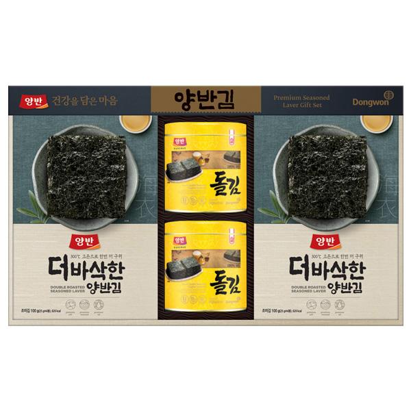 동원 양반김 특선 6호 + 쇼핑백, 1세트