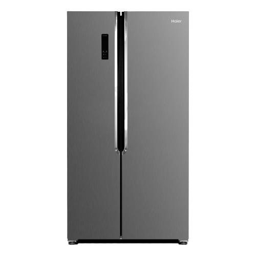 하이얼 세미빌트인 인테리어 양문형 냉장고 521L 방문설치, HRS563MNM
