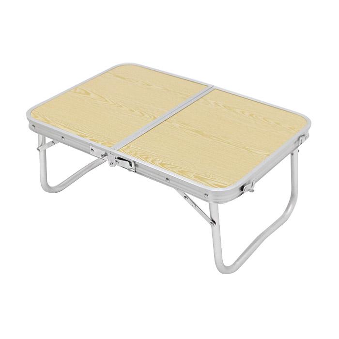 조아캠프 캠핑테이블 60 + 전용가방, 우드