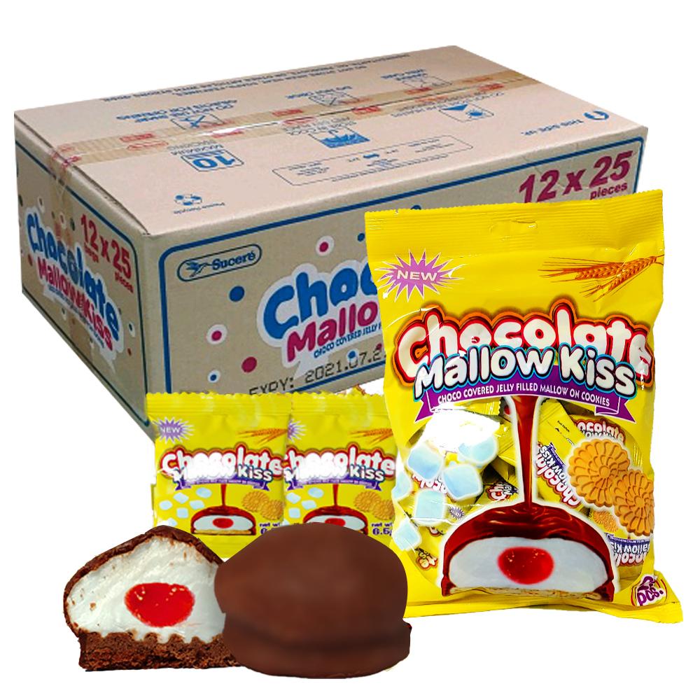 초콜릿 멜로키스, 162.5g, 12개