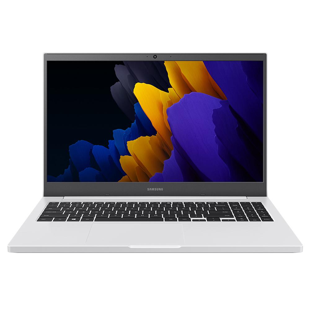 삼성전자 플러스2 퓨어화이트 노트북 NT550XDA-K78AW (i7-1165G7 39.6cm WIN10 Home)  포함