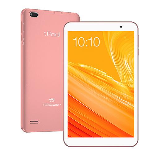 태클라스트 APEX tPad8 태블릿PC, Wi-Fi, 핑크, 16GB