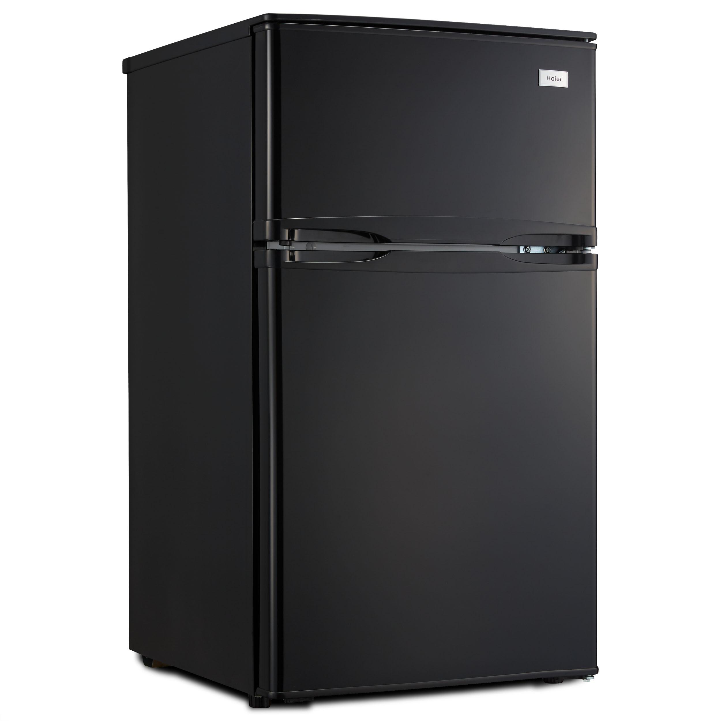 하이얼 소형미니냉장고 85L 자가설치, HRT88MDB(블랙)