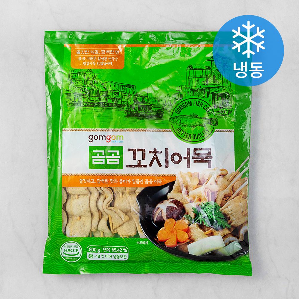 곰곰 꼬치 어묵 (냉동), 800g, 1개
