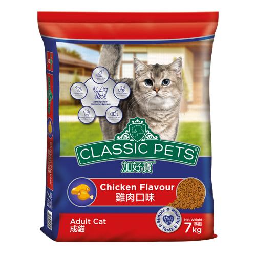 컴페니언펫츠클래식 닭고기 고양이 사료, 7kg, 1개