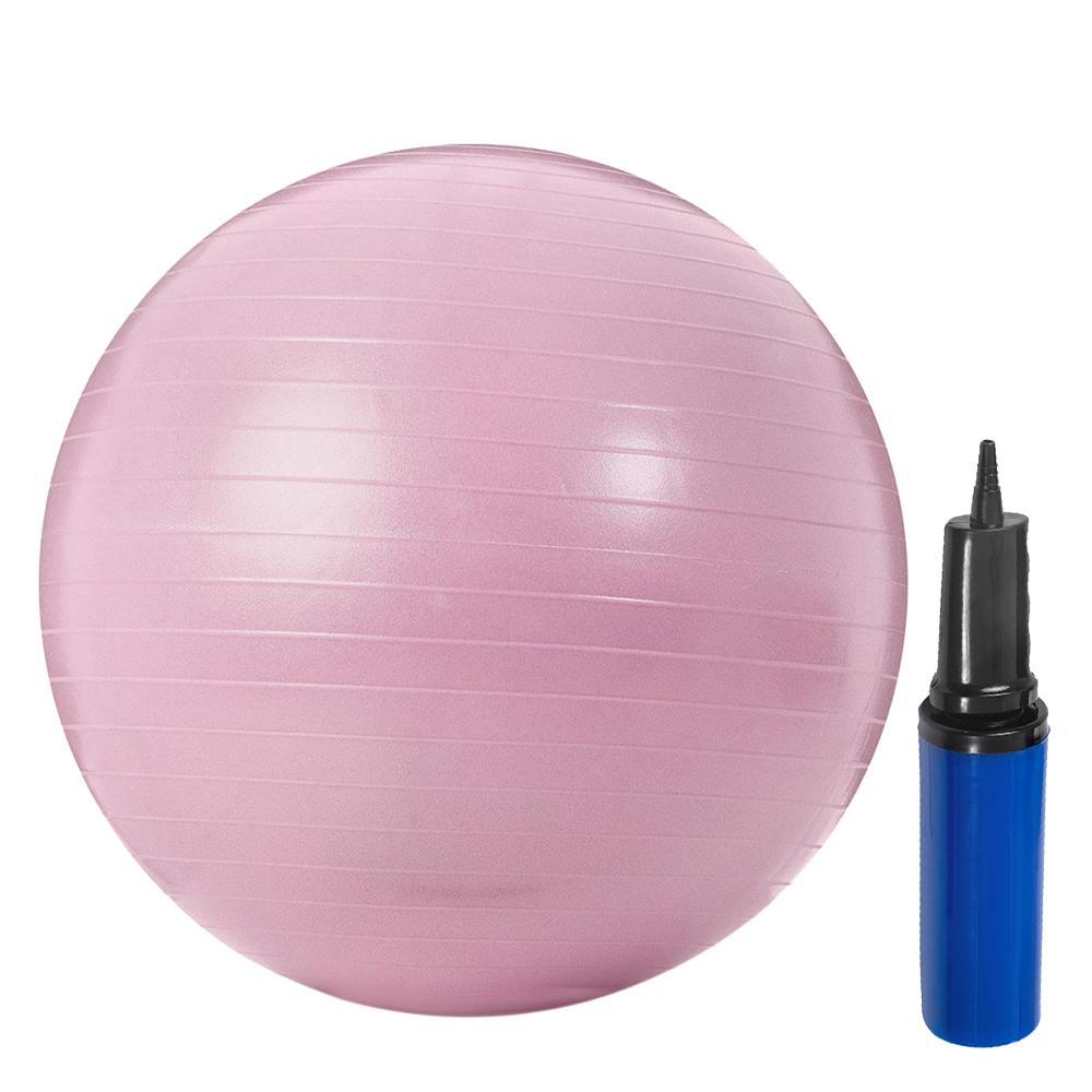 코멧 트레이닝 짐볼 65cm, 핑크