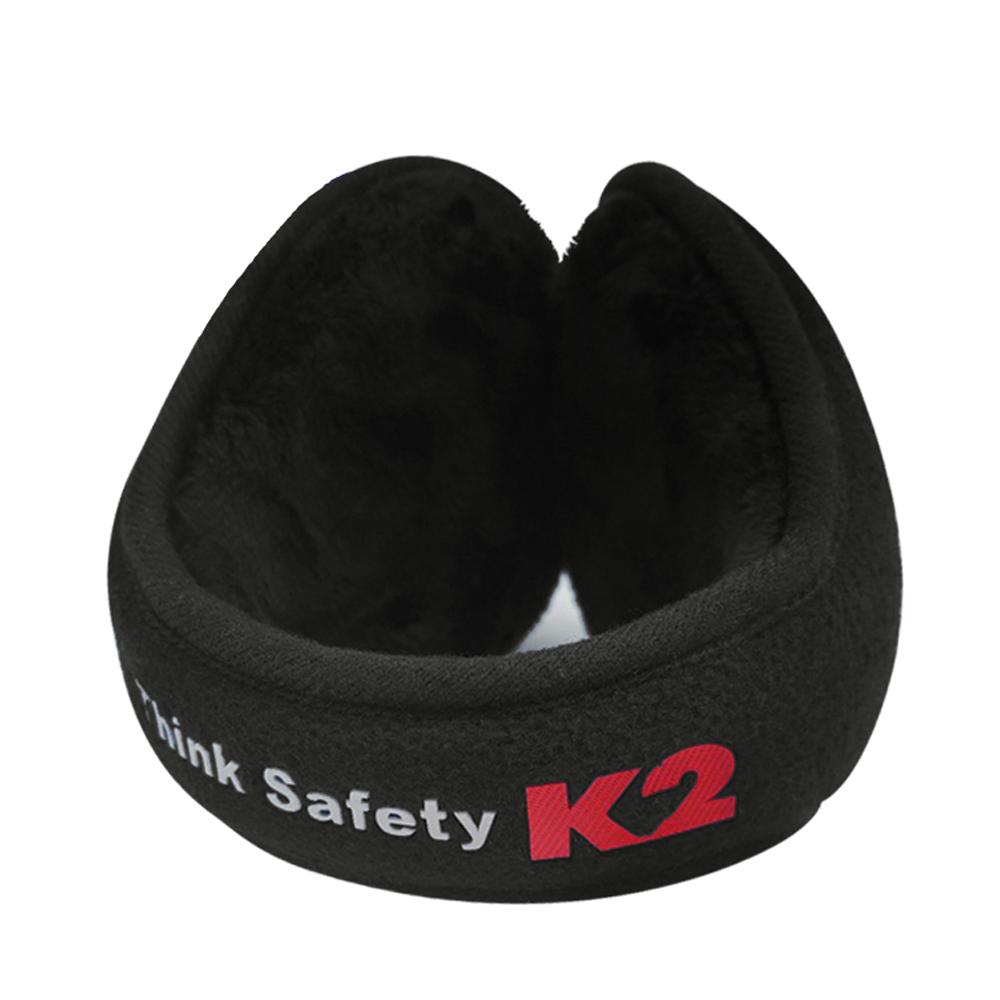 K2 베이직 귀마개, 블랙