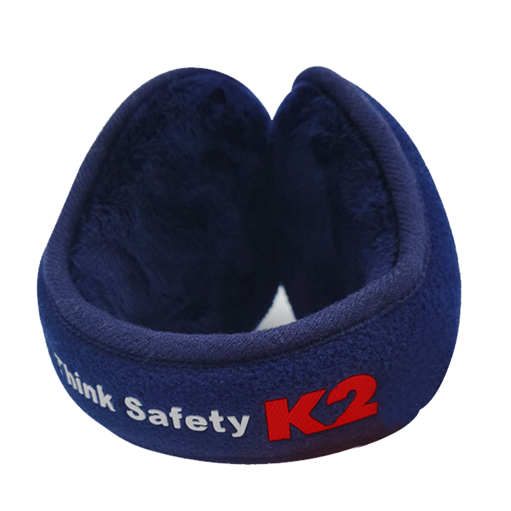K2 베이직 귀마개, 네이비