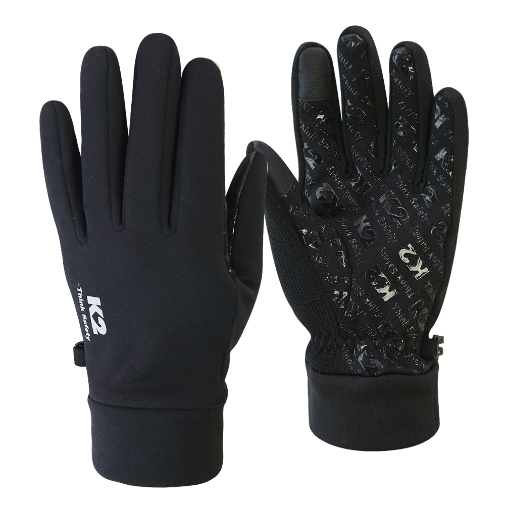K2 스트레치 장갑, 블랙