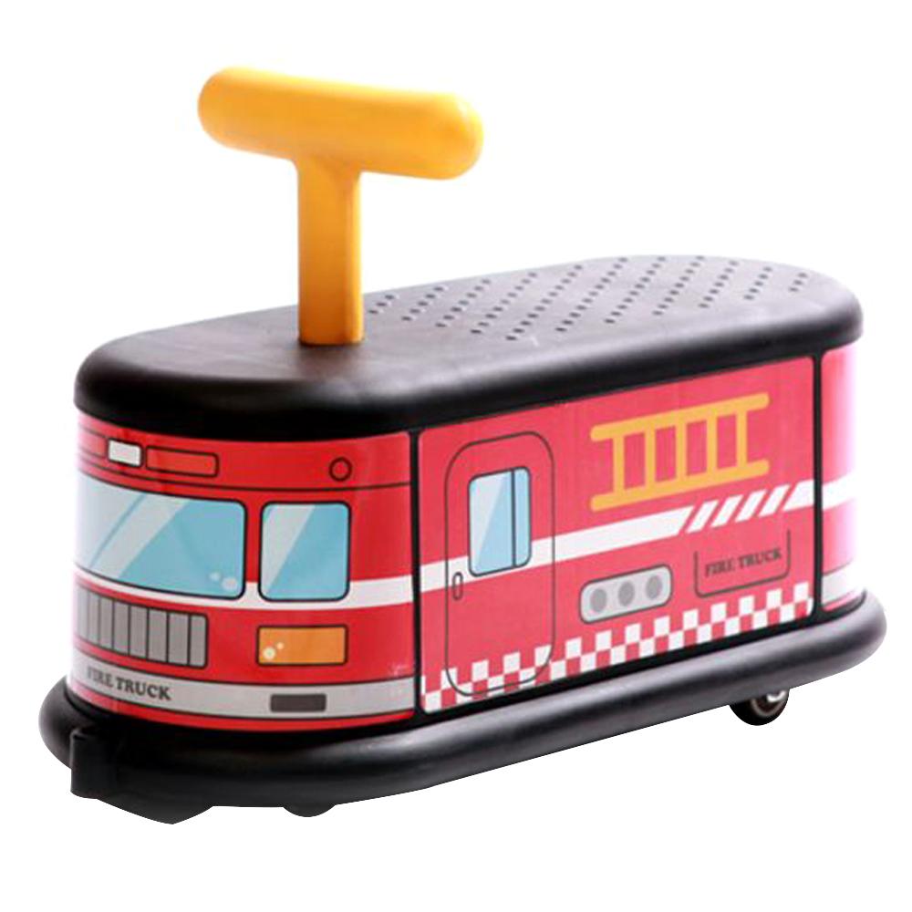키즈 트레인 붕붕카, 레드 (Fire Truck)