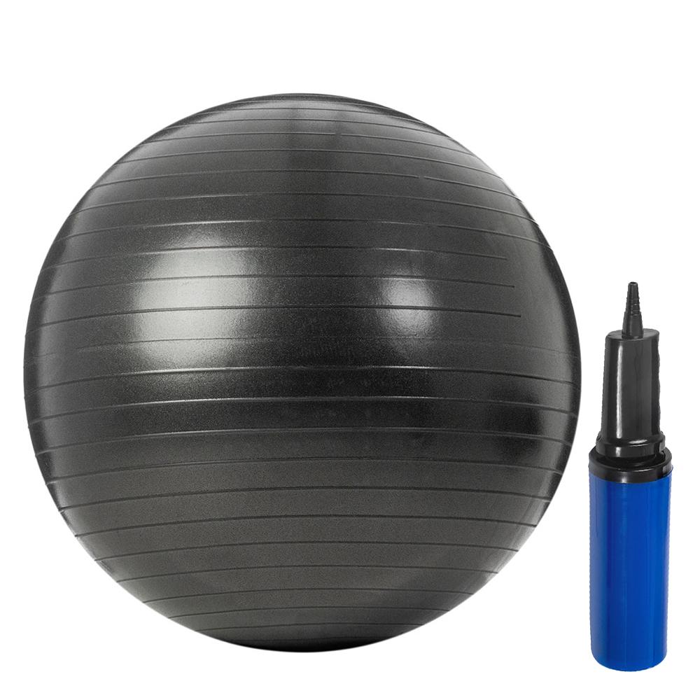 코멧 트레이닝 짐볼 65cm, 블랙