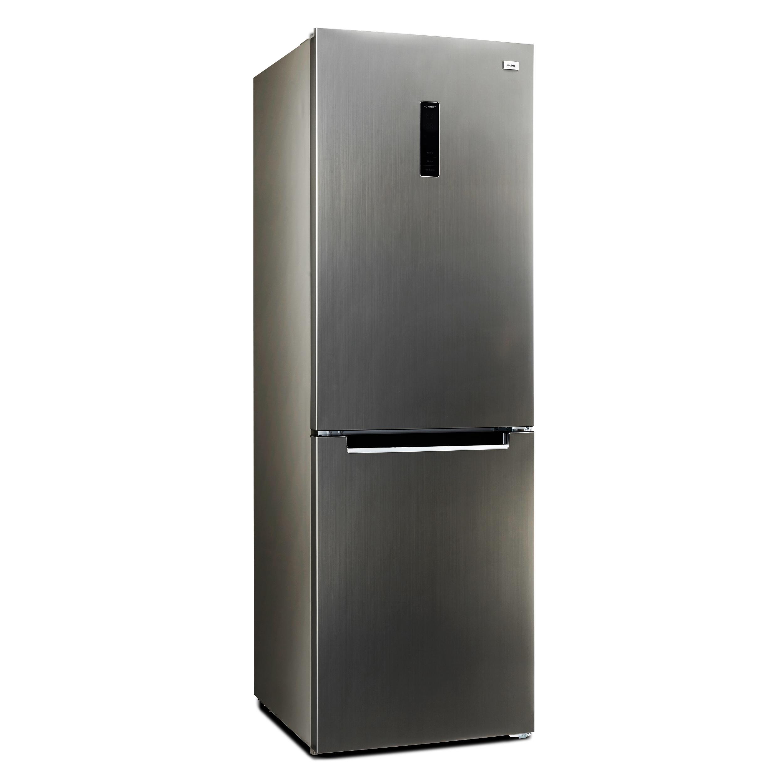 하이얼 스마트 콤비 냉장고 메탈 310L 방문설치, HRB340MNM