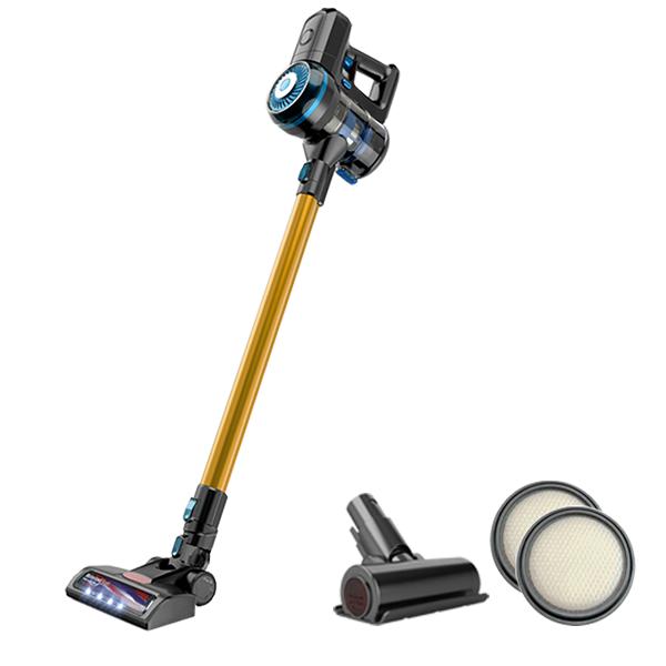 디베아 코드제로 무선 청소기 M500 + 침구브러쉬 + 필터2p, 혼합 색상
