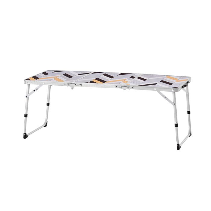 카즈미 슬림미니 3폴딩 테이블, 혼합 색상