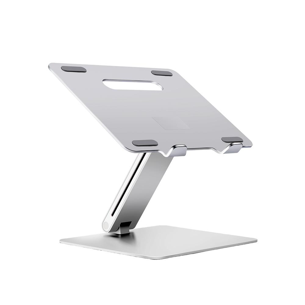 애니클리어 프리미엄 알루미늄 노트북 각도 높이 조절 스탠드 AP-8 + 6각렌지, 혼합색상