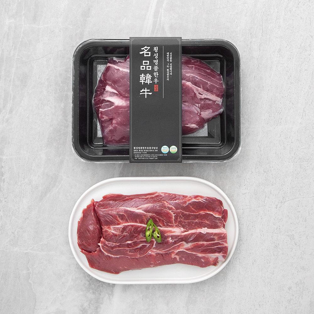 횡성한우 1+ 사태 찜용 (냉장), 300g, 1개