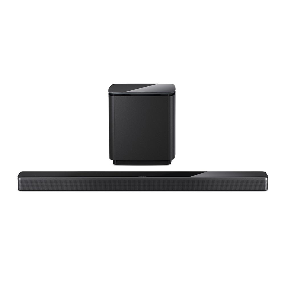 BOSE 사운드바 700 블루투스 TV스피커 + 베이스 모듈 700, 블랙
