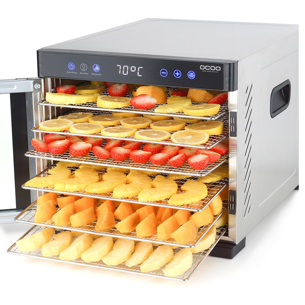 오쿠 6단 스텐 UV 식기건조기 식품건조기 OCP-UD660S