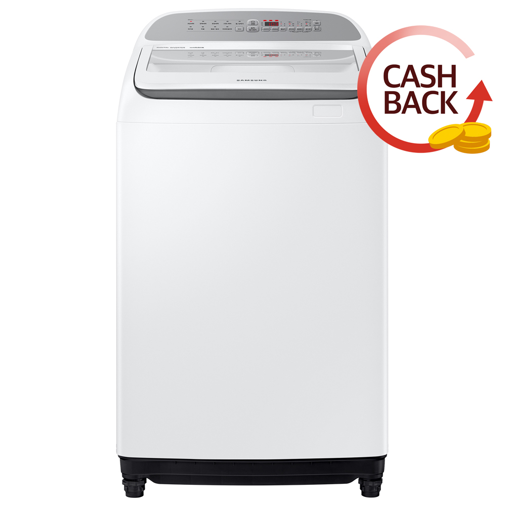 삼성전자 워블 세탁기 WA16T6262WW 16kg 방문설치