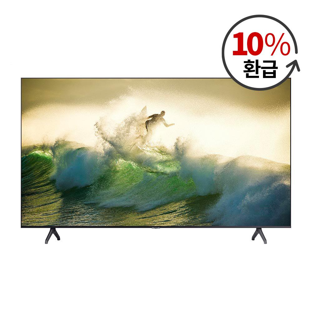 삼성전자 UHD 4K 163cm 크리스탈 TV KU65UT7000FXKR, 스탠드형, 방문설치