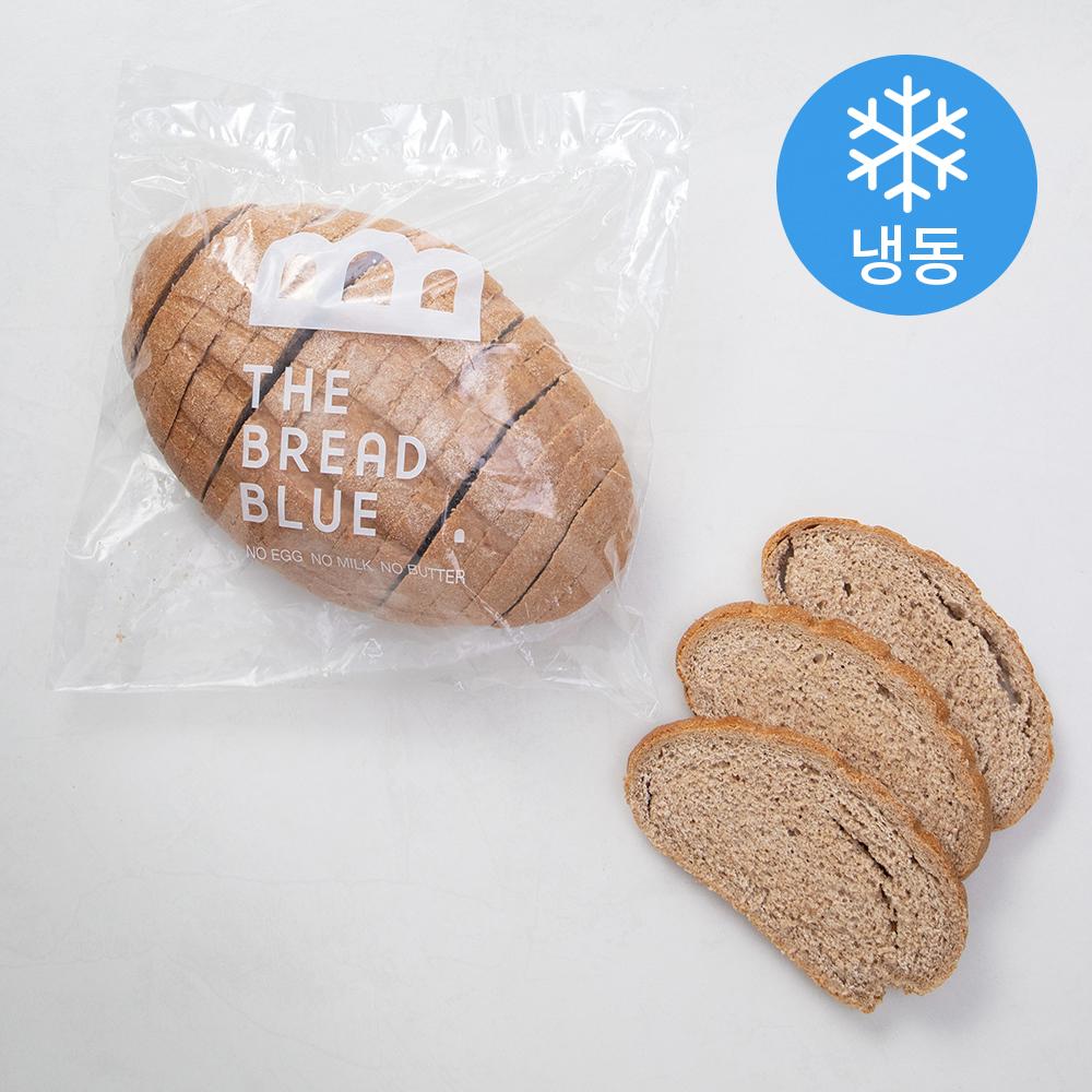 [통밀빵] 더브레드블루 통밀빵 (냉동), 650g, 1개 - 랭킹1위 (11900원)