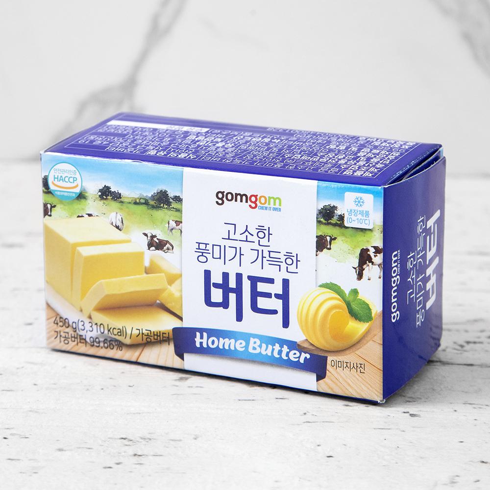 곰곰 고소한 풍미 가득한 버터, 450g, 1개