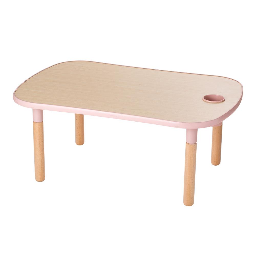 세이지폴 와이드 테이블, 애쉬핑크