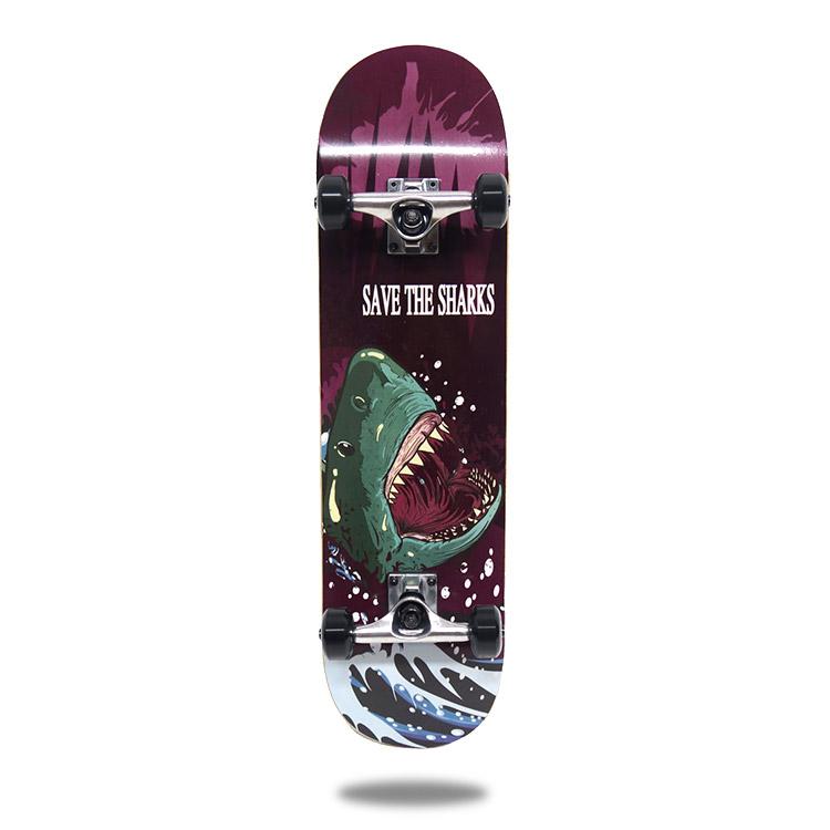 크로니 스케이트보드 NEW 고급형, 타입2