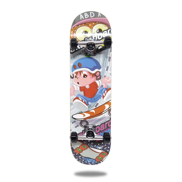 크로니 스케이트보드 NEW 고급형, 타입1
