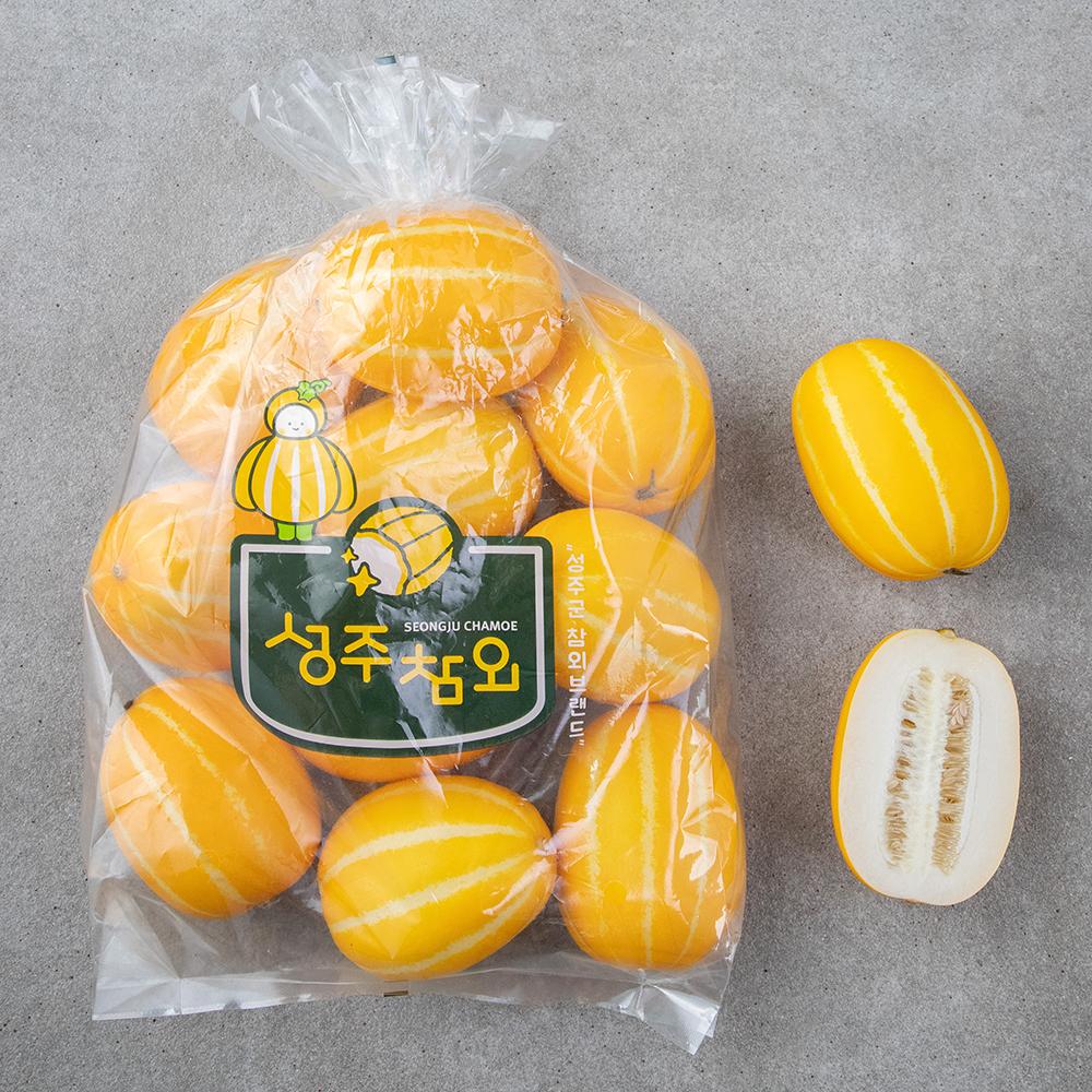 경북농협 성주 월항참외, 2kg (5~10입), 1봉