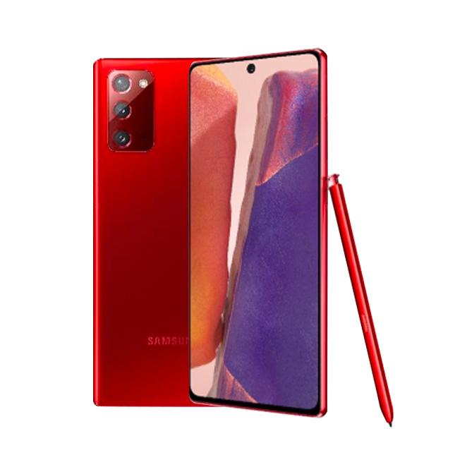 삼성전자 갤럭시 노트20 휴대폰, KT, 미스틱 레드, 256GB
