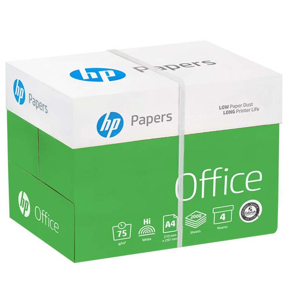 HP 복사용지 75g, A4, 2000매