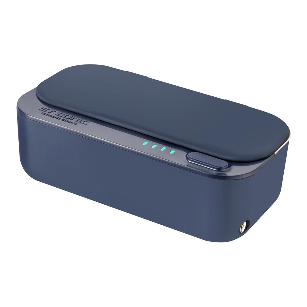 지티소닉 가정용 무선 초음파 세척기 GT-X5, GT-X5(네이비)
