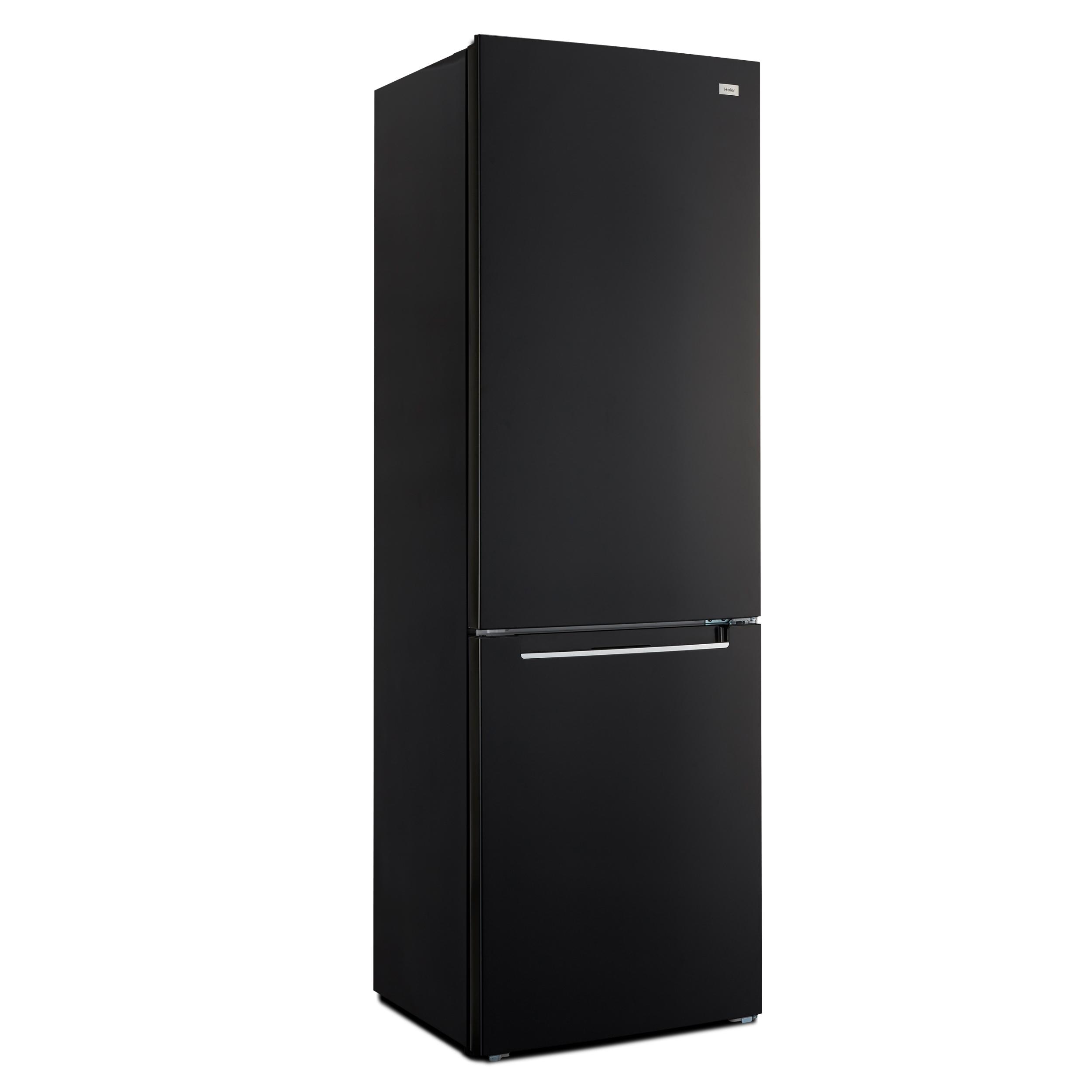하이얼 콤비 냉장고 312L 방문설치, HRB325MDB(블랙)